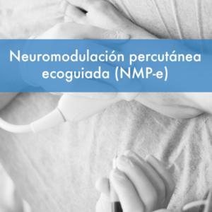 Curso Neuromodulación percutanea ecoguiada