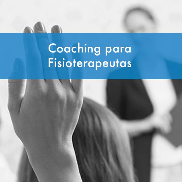 Curso coaching para fisioterapeutas