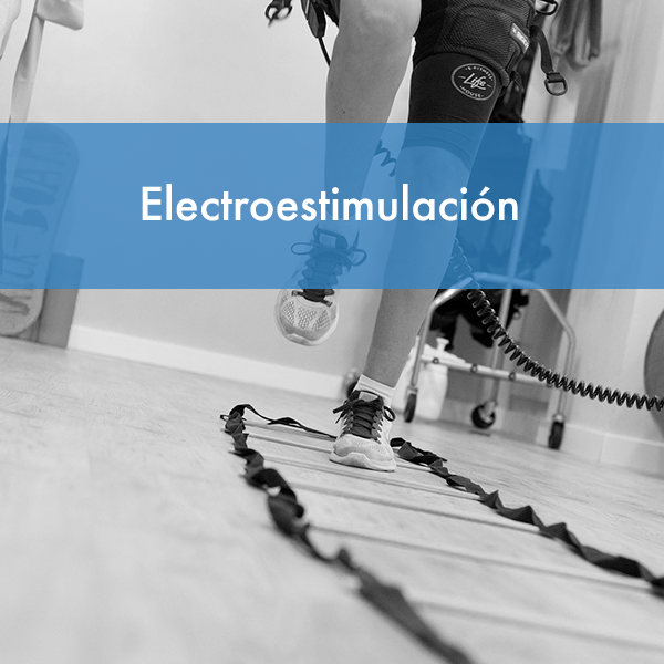 Curso de electroestimulación muscular en Fisiodocent