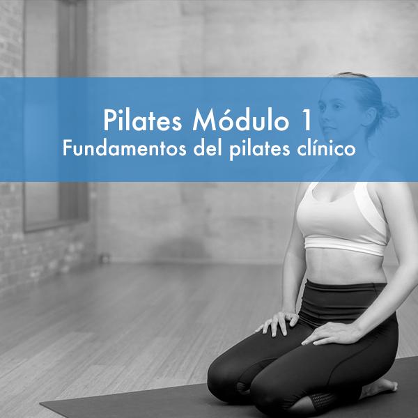 Curso Pilates Andalucía, Fisiodocent