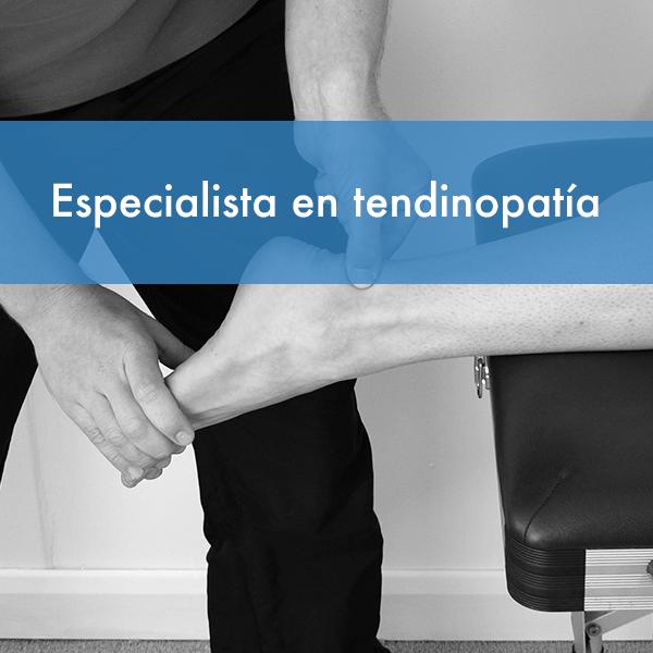 Curso de tendinopatía en Andalucía