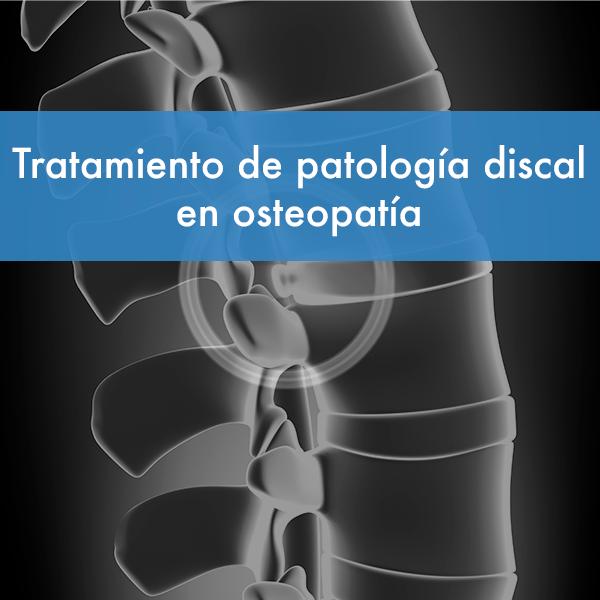 Curso de osteopatia en fisiodocent