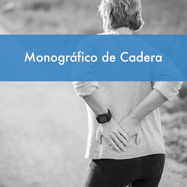 Monografico de cadera fisiodocent